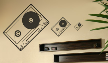 Wall Stickers For Men Newest